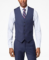 7154d45e5 Tommy Hilfiger Men's Modern-Fit TH Flex Stretch Suit Vest