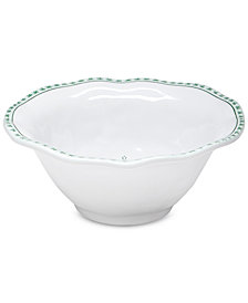 Q Squared Yuletide 4-Pc. Cereal Bowl Set