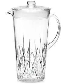 Q Squared Aurora Clear Pitcher