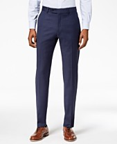00ae8fd02ee Tommy Hilfiger Men s Modern-Fit TH Flex Stretch Suit Pants