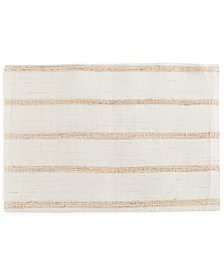 CLOSEOUT! Arlee Home Fashions Bohemian Stripe Placemat
