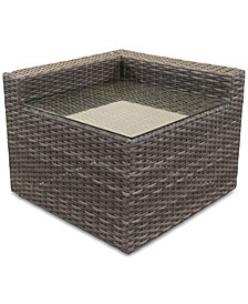 Viewport Outdoor Corner Table, Created for Macy's