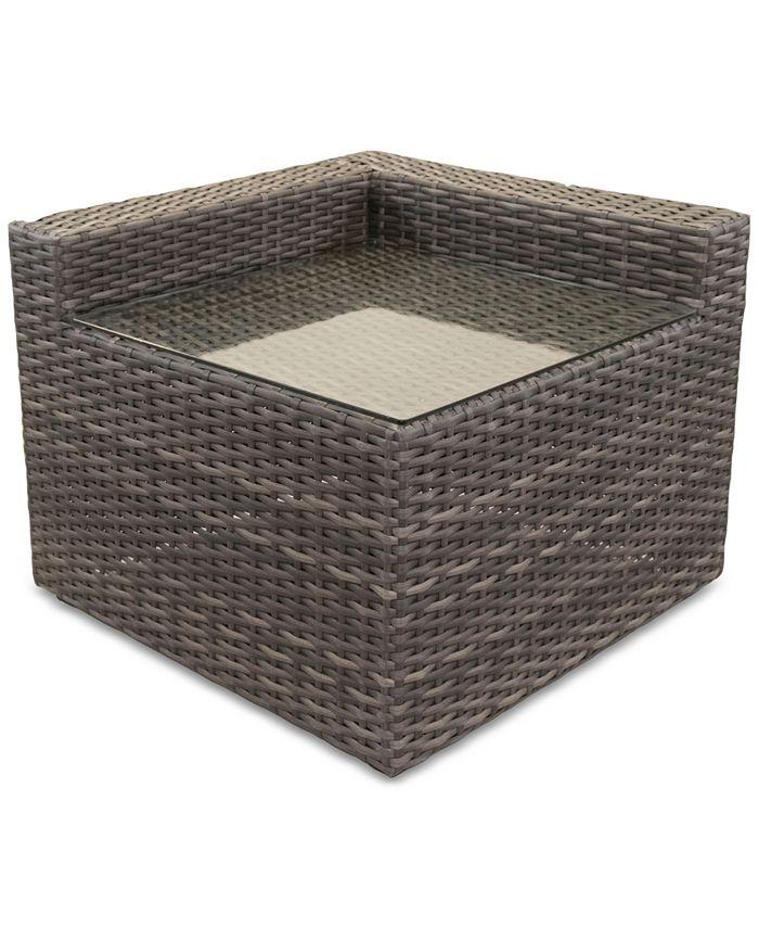 Furniture - Viewport Outdoor Corner Table