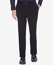 Perry Ellis Men's Portfolio Slim-Fit Stretch Seersucker Dress Pants