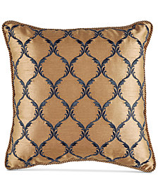 "Croscill Aurelio 16"" x 16"" Fashion Decorative Pillow"