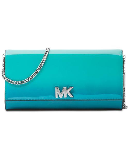 ea01e4759fbf Michael Kors Mott Large East West Clutch   Reviews - Handbags ...