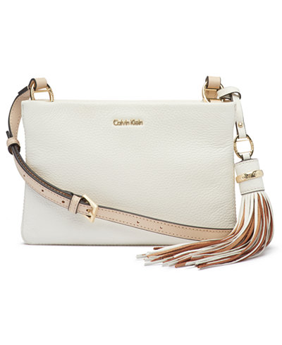 Calvin Klein Holly Pebble Small Crossbody