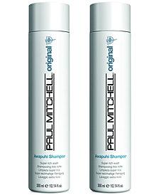 Paul Mitchell Awapuhi Shampoo Duo (Two Items), 10.14-oz., from PUREBEAUTY Salon & Spa