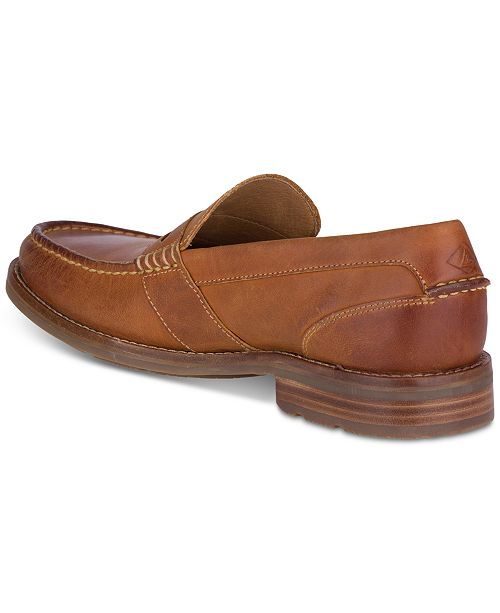 4f4db714a753 Sperry Men s Essex Penny Loafers   Reviews - All Men s Shoes - Men ...