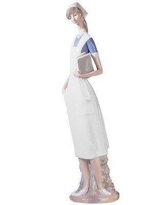 Lladro Collectible Figurine, Nurse