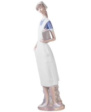 Lladro Collectible Figurine, Nurse