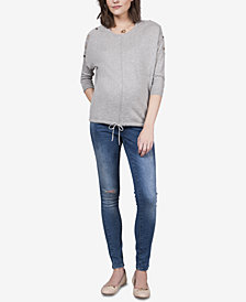Seraphine Maternity Buttoned Nursing Top