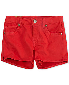 Levi's® Jet Set Shorty Shorts, Big Girls