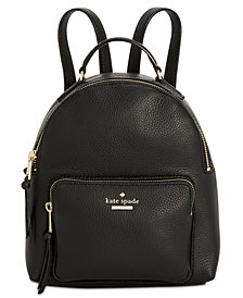 kate spade new york Jackson Street Keleigh Small Pebble Leather Backpack