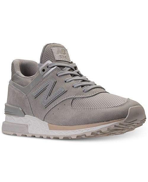 d701f4bf396 New Balance Men's 574 Sport Casual Sneakers from Finish Line ...