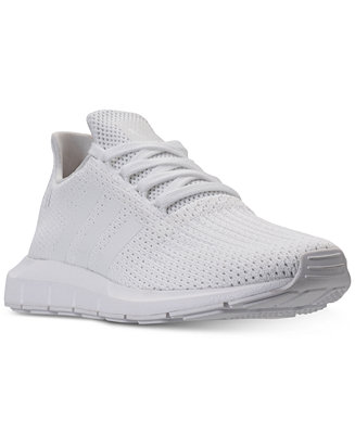 3db2f3cec adidas Women s Swift Run Casual Sneakers from Finish Line   Reviews -  Finish Line Athletic Sneakers - Shoes - Macy s