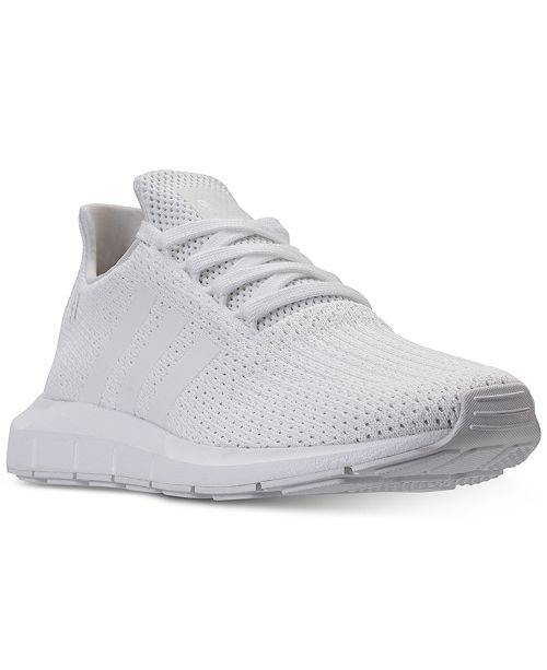 b94620507dfd5 adidas Women s Swift Run Casual Sneakers from Finish Line ...