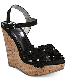 Carlos by Carlos Santana Belinda Wedge Sandals