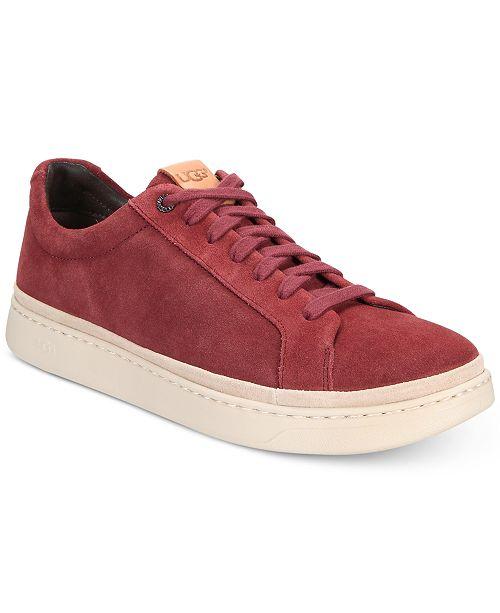 adbc9fd6062 Men's Cali Low Suede Sneakers