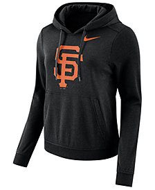 Nike Women's San Francisco Giants Club Pullover Hoodie