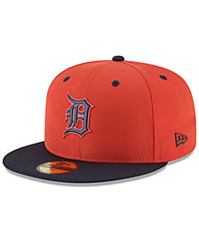New Era Detroit Tigers Batting Practice Pro Lite 59Fifty Fitted Cap