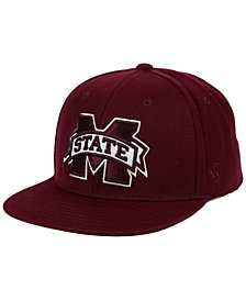 Top of the World Mississippi State Bulldogs Extra Logo Snapback Cap