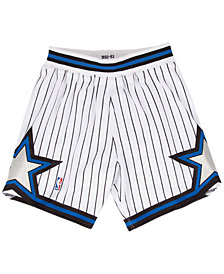 Mitchell & Ness Men's Orlando Magic Authentic Shorts