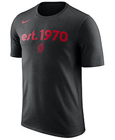 Nike Men's Portland Trail Blazers City Team T-Shirt