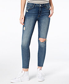 M1858 Alice Ripped Ankle Skinny Jeans, Created for Macy's