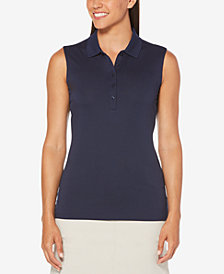 Callaway Sleeveless Golf Polo
