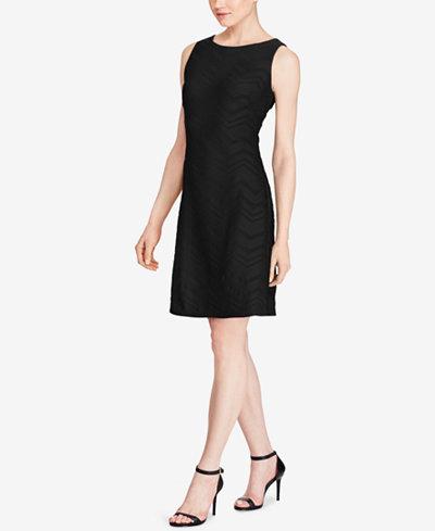 American Living Jacquard Dress