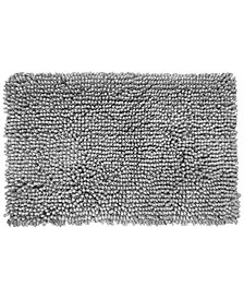"Comfort Soft Speckle 17"" x 24"" Tufted Bath Rug"