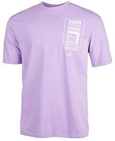 Puma Men's Logo Tower T-Shirt