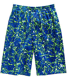 Champion Splatter-Print Shorts, Toddler Boys