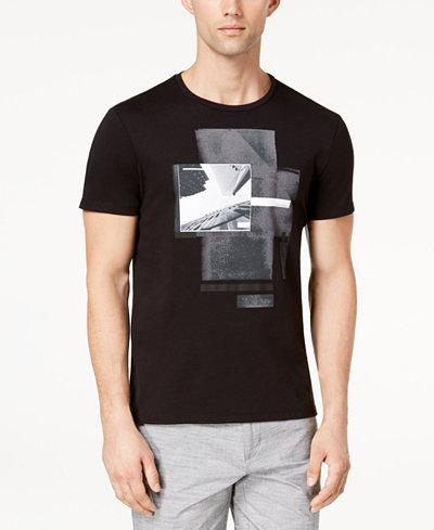 Calvin Klein Men's Photo-Graphic T-Shirt