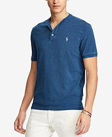 Polo Ralph Lauren Men's Featherweight Mesh Henley T-Shirt