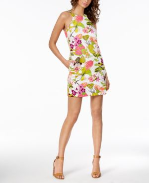 Trina Turk Retro-Print Mini Dress 5836805