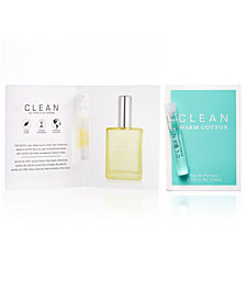 Receive 2 FREE Fragrance VOCs with any $40 CLEAN purchase!