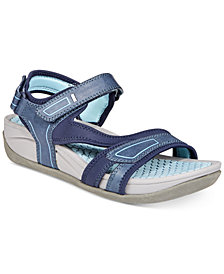 Bare Traps Delona Rebound Technology™ Wedge Sandals, Created for Macy's