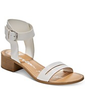 a46428b4cf American Rag Alecta Ankle-Strap Sandals, Created for Macy's