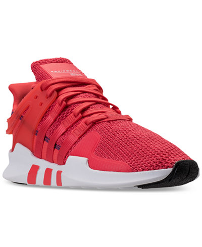 adidas Men's EQT Support ADV Casual Sneakers from Finish Line