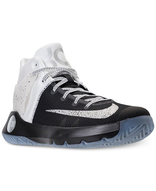 0578927d9ce4 Nike Men s KD Trey 5 IV Premium Basketball Sneakers from Finish Line