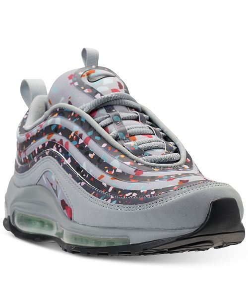 1b687199aa ... Nike Women's Air Max 97 Ultra 2017 Premium Casual Sneakers from Finish  Line ...