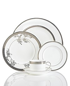 Dinnerware, Lace 5 Piece Place Setting