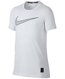 Big Boys Pro Logo-Print T-Shirt