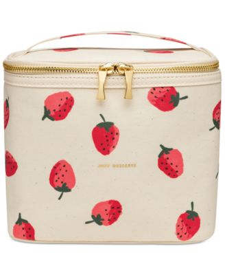 Lunch Tote, Strawberries