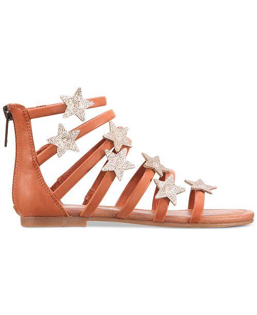 89448a51a3e Nina Robertha Gladiator Sandals Toddler Little Girls 4 5 3