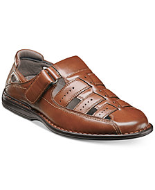 Stacy Adams Men's Bridgeport Fisherman Sandals