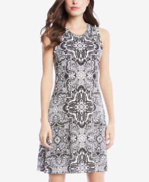Karen Kane Printed Dress 5860811