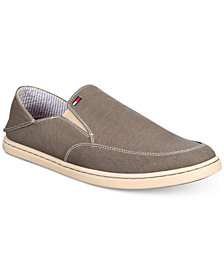 Tommy Hilfiger Men's Clapton Slip-On Sneakers